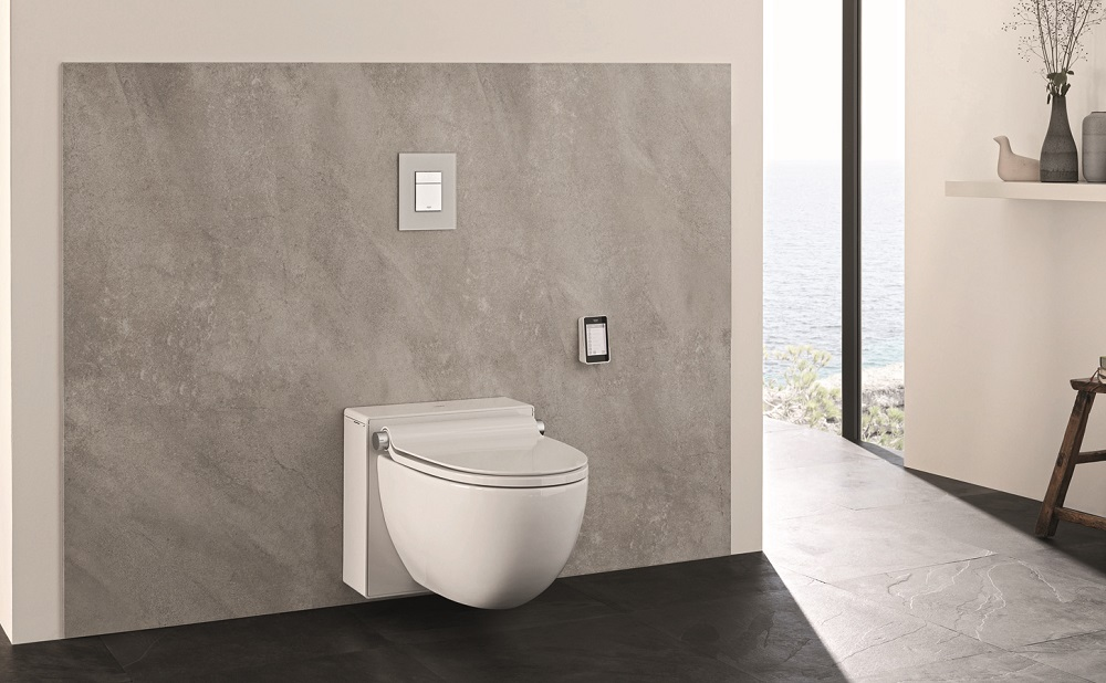 Project Spotlight: The rise of technology in bathrooms - Hotel Designs