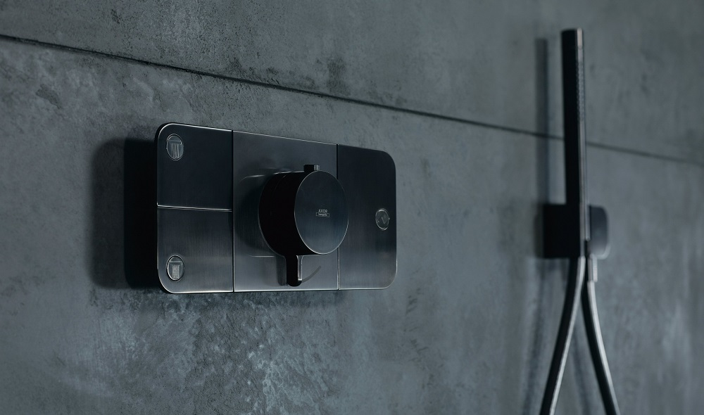 Axor One shower detail - Hansgrohe