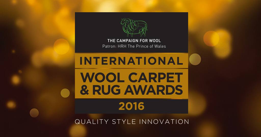 Campaign For Wool Awards - Brintons