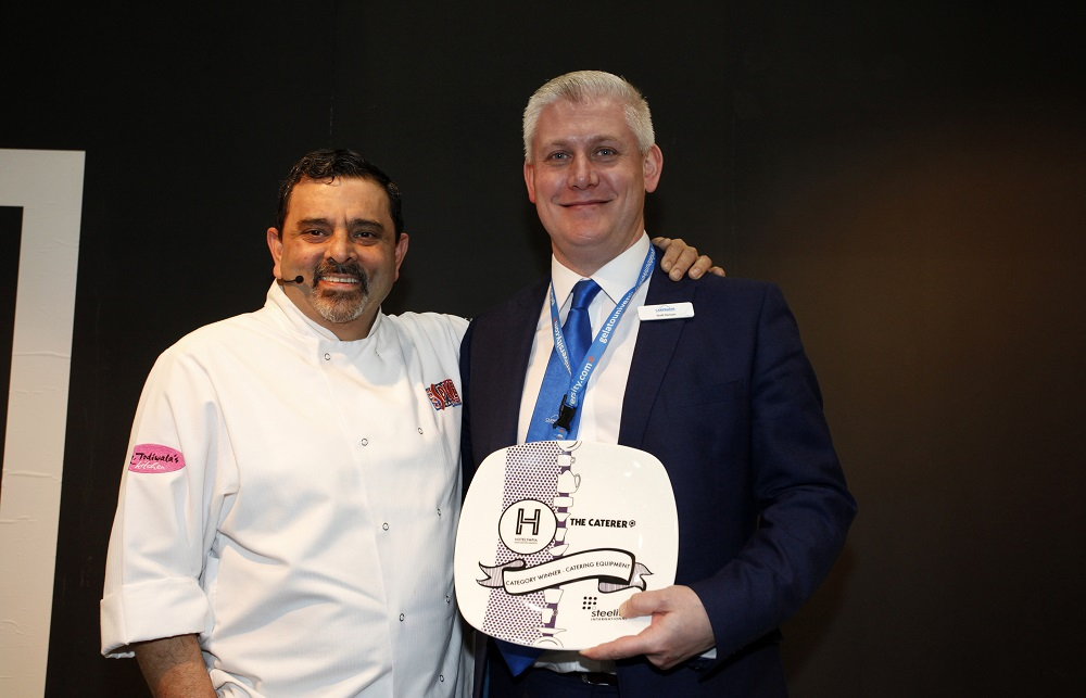 Catering Equipment Innovation Award Winner - Carpigiani UK