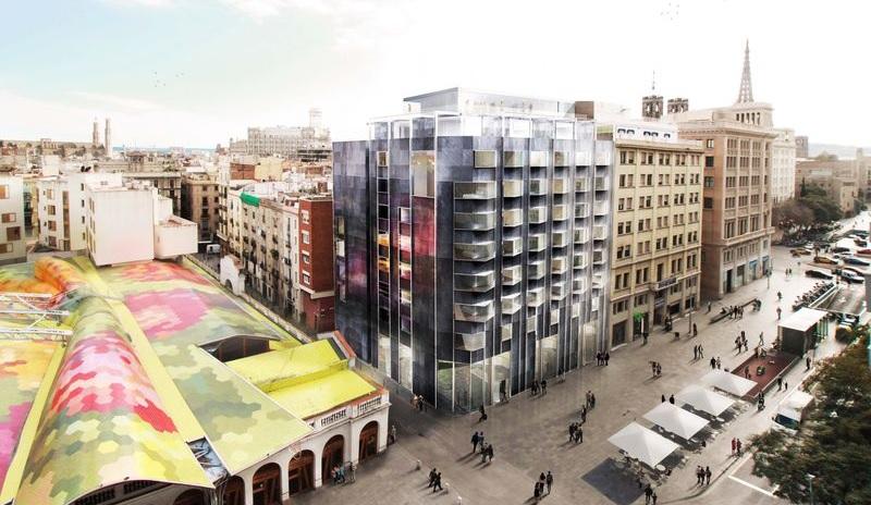 Edition hotel Barcelona