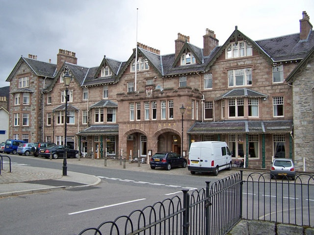 Major Renovation For Braemar S Fife Arms Hotel Given Go Ahead Designs