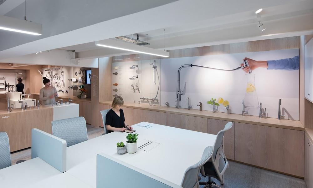 Hansgrohe opens \'The Water Studio\' in Clerkenwell - Hotel Designs