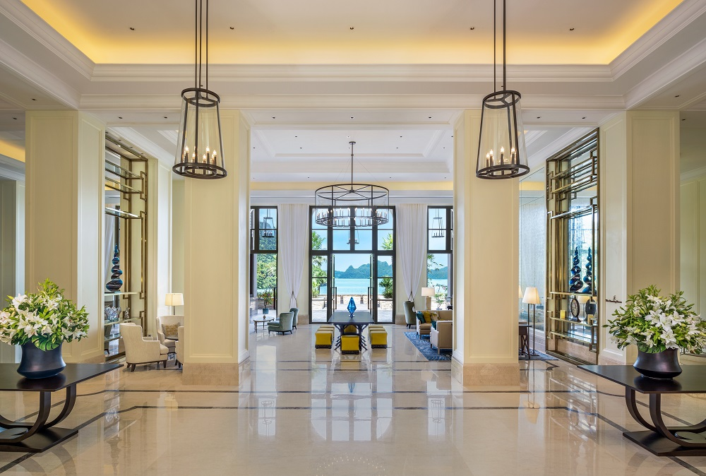 St. Regis Langkawi - Hotel Lobby