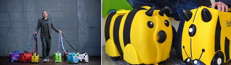 Trunki - Copyright infringement law