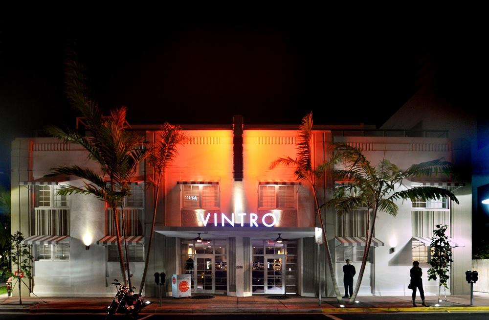 Vintro Hotel South Beach Florida Joins Hilton S Curio Collection Designs