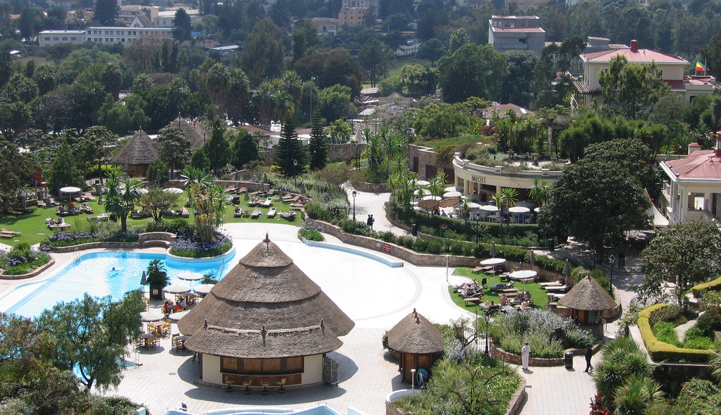 Sheraton Hotel, Addis Ababa - Hotel Development in Africa