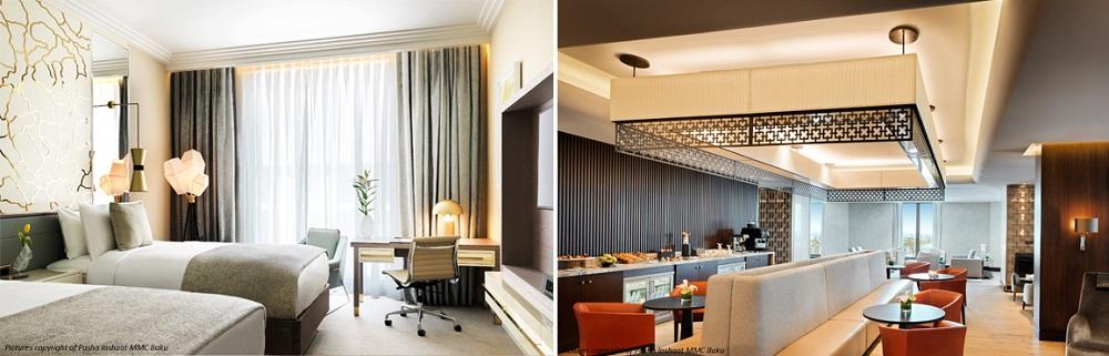 Baulmann Leuchten provides lighting for Boulevard Hotel Baku