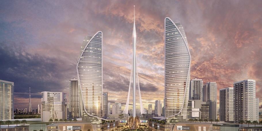 Dubai mega-tower