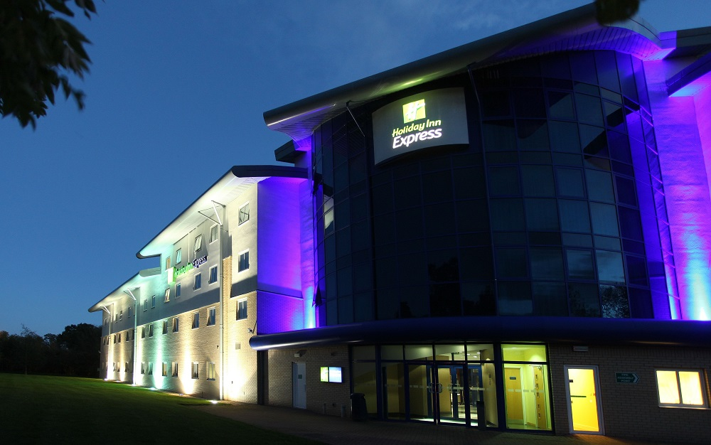 Holiday Inn Express Southampton M27