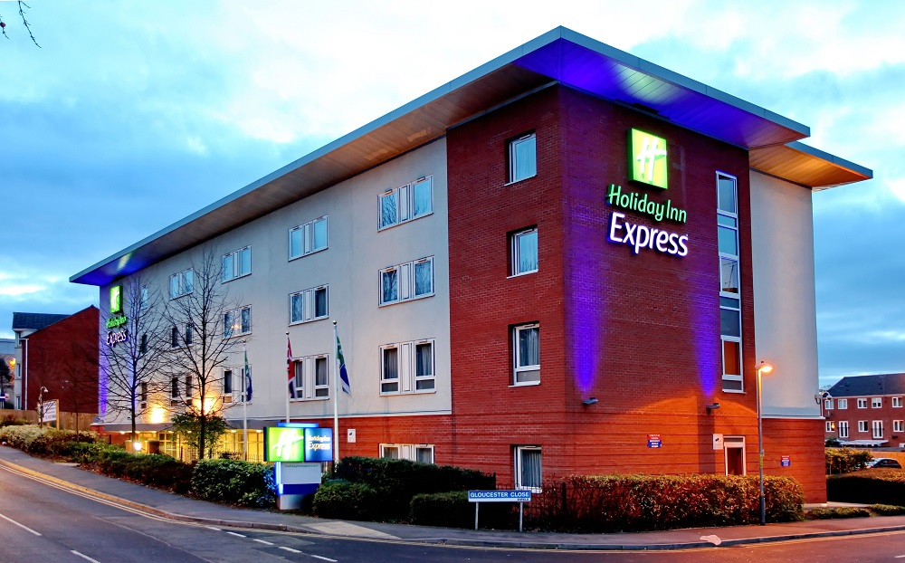 Hotel Designs two holiday inn express properties added to redefine|bdl portfolio