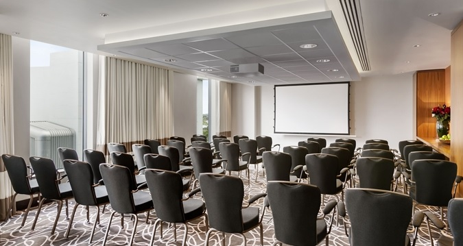 Hilton London Wembley meeting room