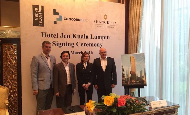 Hotel Jen Kuala Lumpur