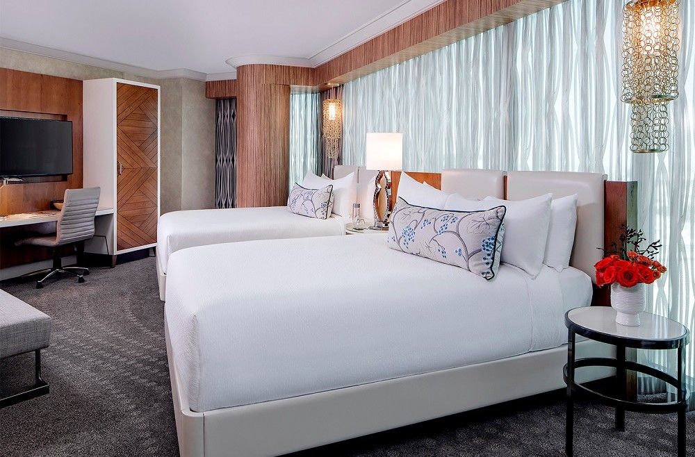 Mandalay Bay Resort And Casino Completes Room Remodelling Gorgeous Mandalay Bay Extra Bedroom Suite