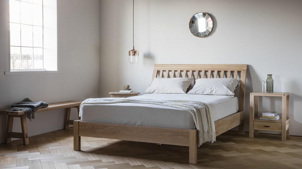 Marlow bed + Kielder - Gallery Direct