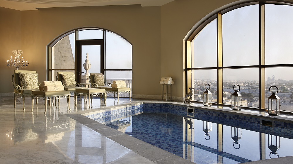 Sir Winston Churchill Suite - Rooftop Plunge Pool