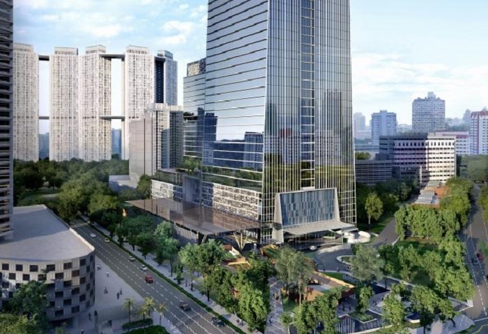 Sofitel City Centre Singapore