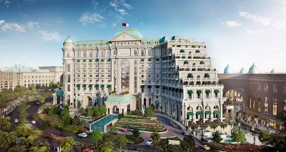 Starwood Middle East 100 hotels by 2020