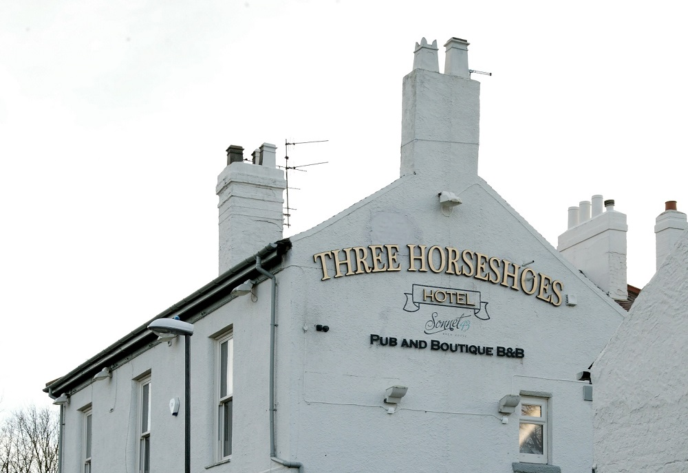 Three Horseshoes Hotel
