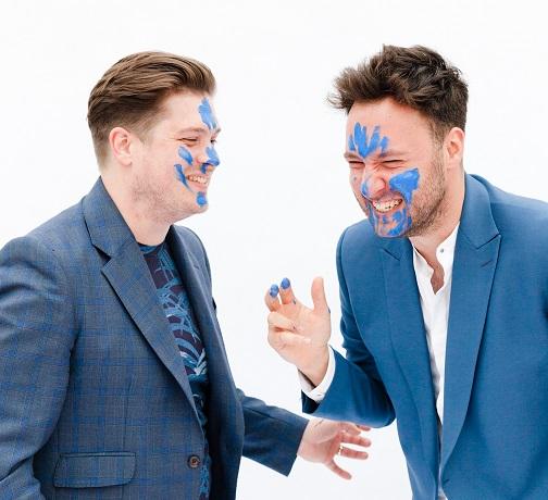 2 Lovely Gays at Clerkenwell Design Week