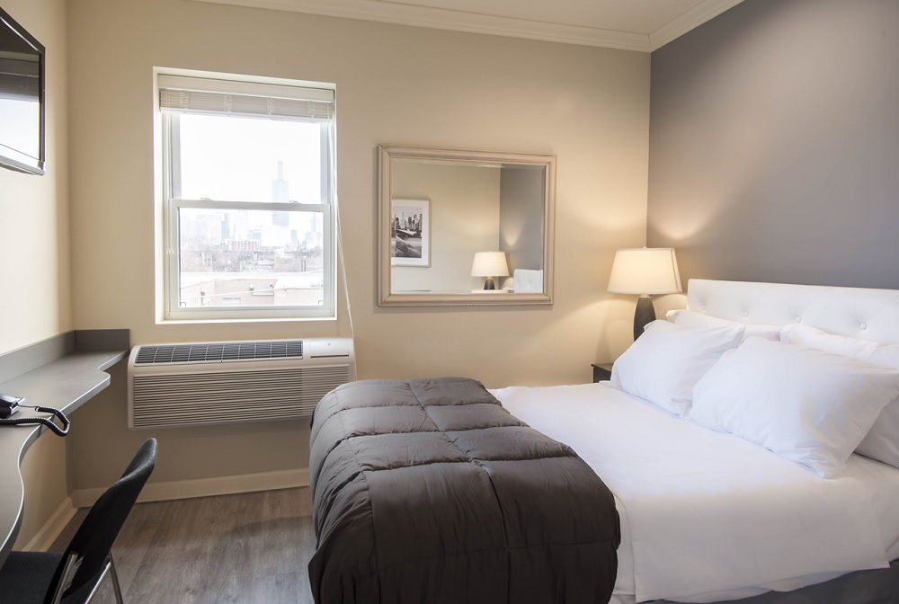 New affordable boutique hotel concept launches in chicago for Concept hotel boutique