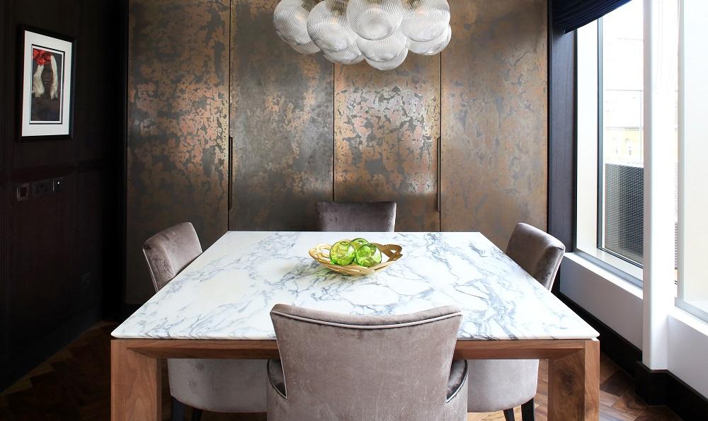 Dining Room - Hilton London Bankside