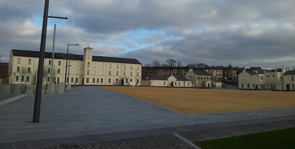 Erbington Square - County Derry