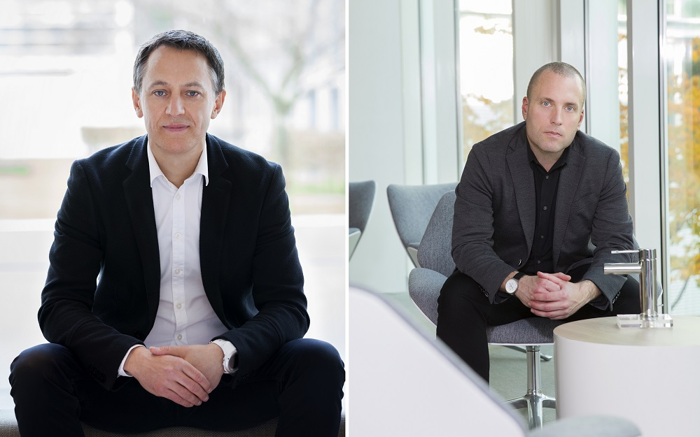 GROHE interview with Paul Flowers, Chief Design Officer LWT and Michael Seum, Vice President Design Grohe AG