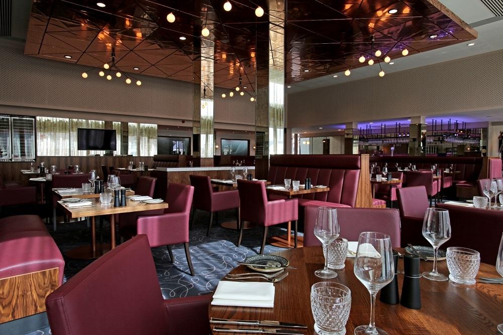 Karbon Grill restaurant - Hilton Garden Inn, Sunderland
