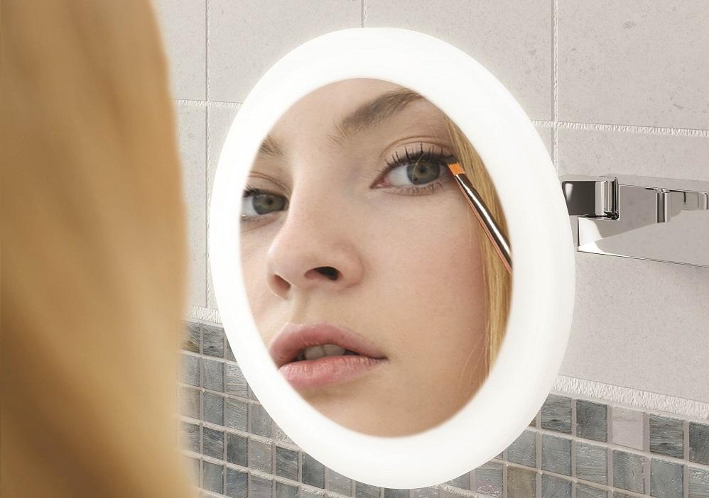 Libra magnifying mirror