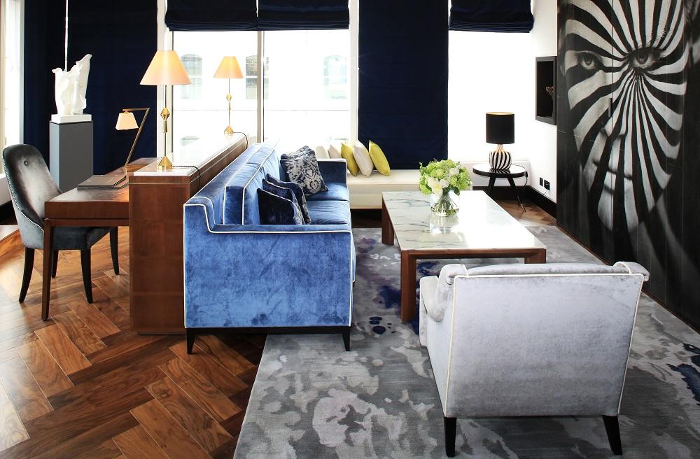 Lounge - Hilton London Bankside