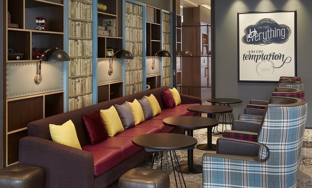 Premier Inn Germany - Jeremy Scarlett JSJ Design