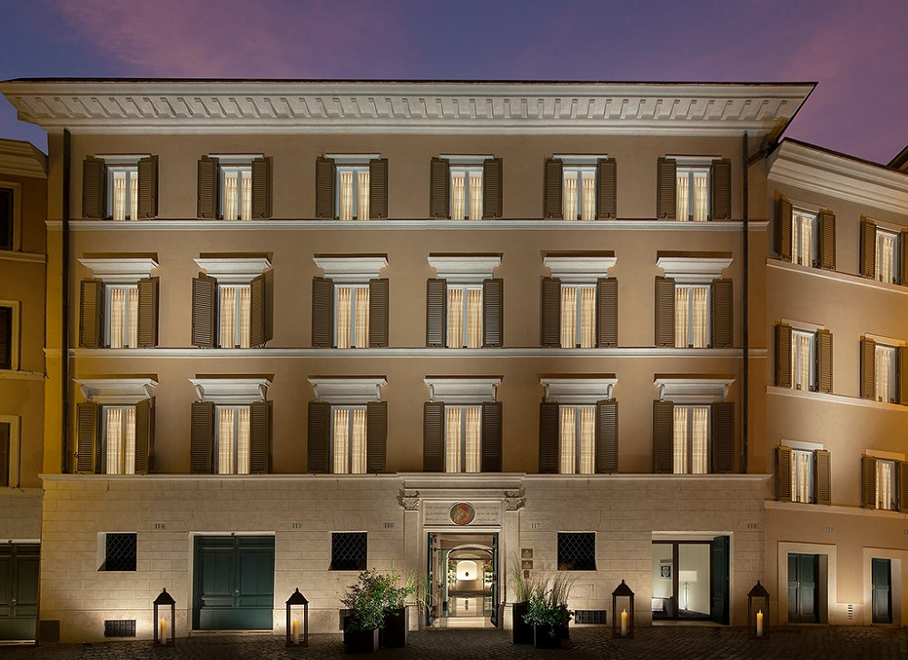 Palazzo Scanderbeg, Rome: Where Renaissance meets design
