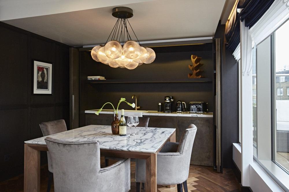 Penthouse Dining - Hilton London Bankside