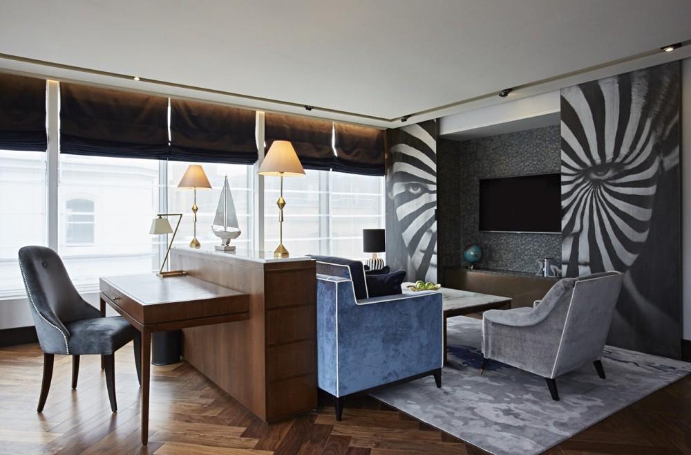 Penthouse Lounge - Hilton London Bankside