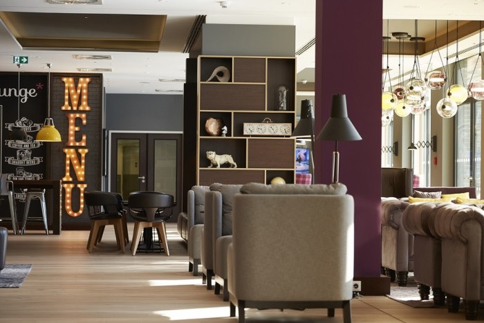 Germany's first Premier Inn opens with a twist of British charm