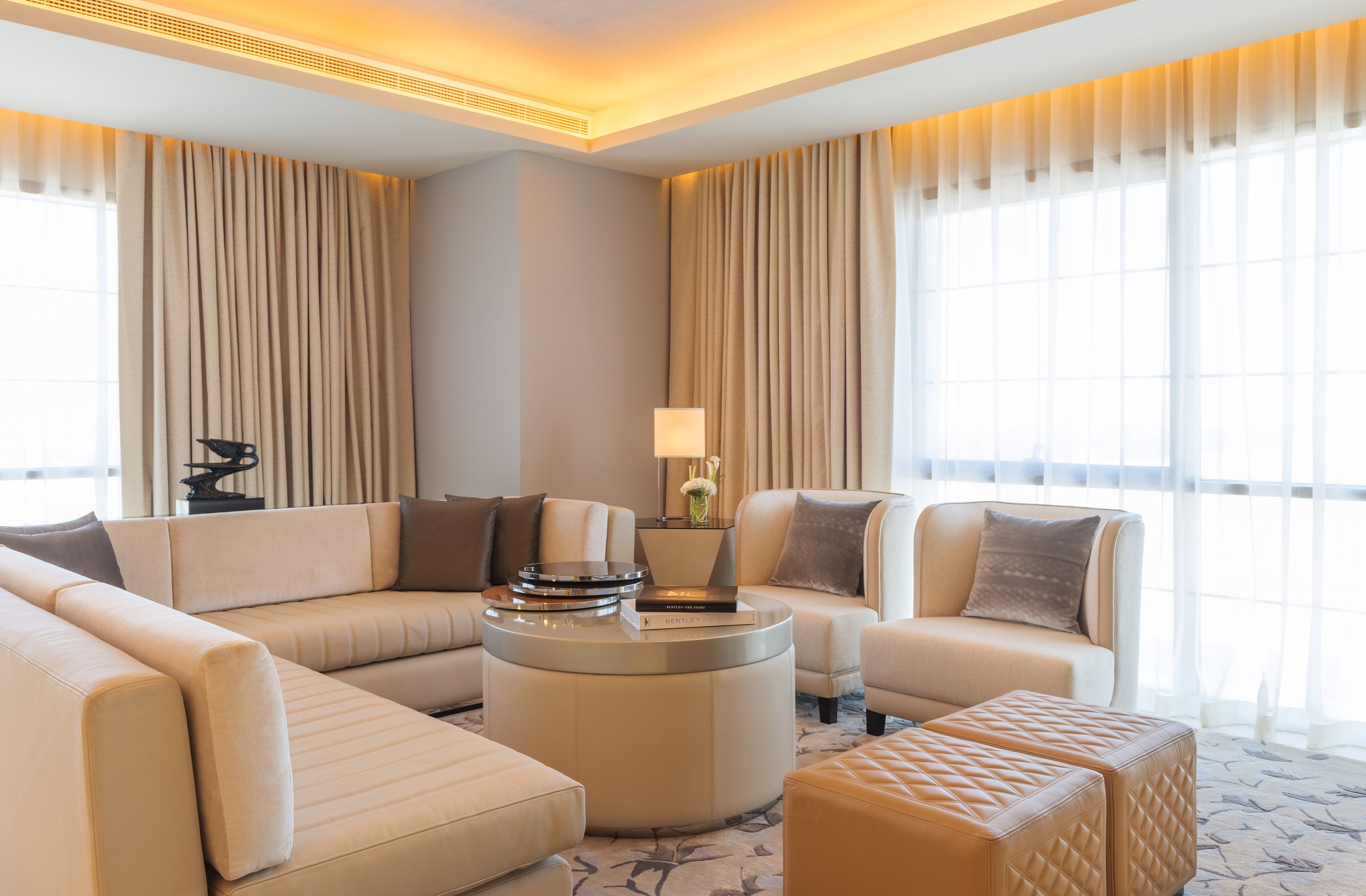 St. Regis Dubai Bentley Suite