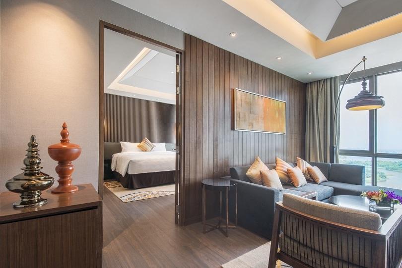 Sedona hotel yangon new collection of luxury suites for Design hotel yangon