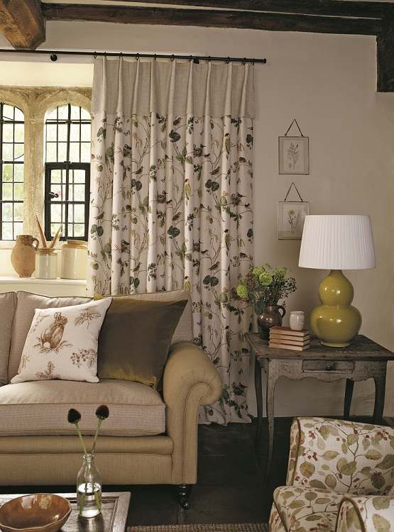 Modern Country Curtains