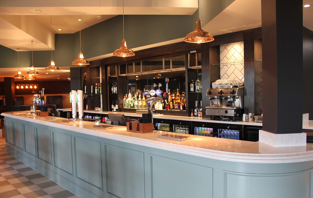 Sketchley Grange - New Bar