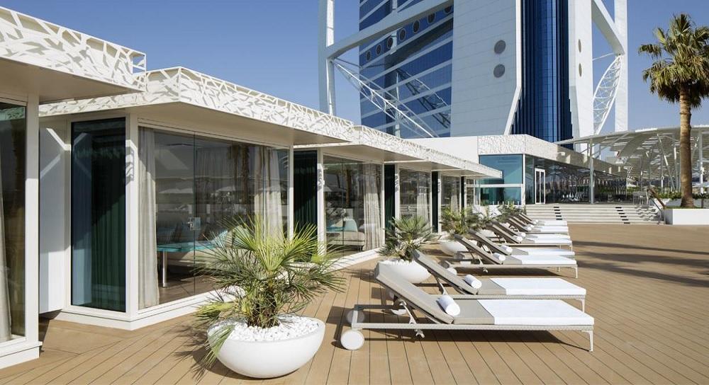 Kudos Dsign - Burj Al Arab Terrace