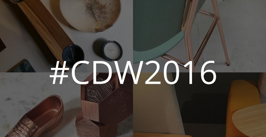 Newmor reveal trends from Clerkenwell Design Week 2016