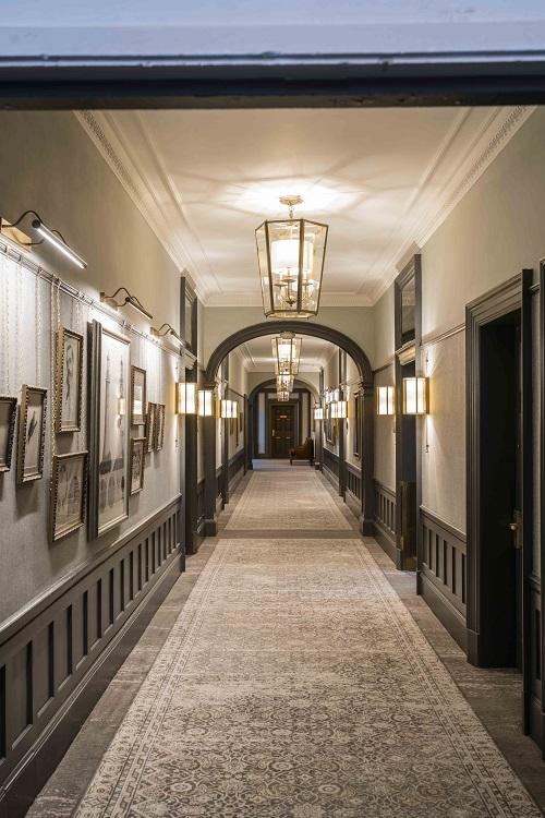 Corridor at Gleneagles