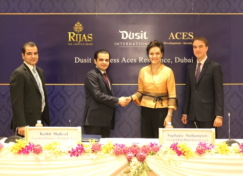 Dusit Hotels to bring hotel apartment project to Dubai