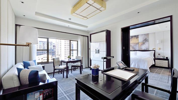 Grand Deluxe Room 65sqm Peninsula Beijing