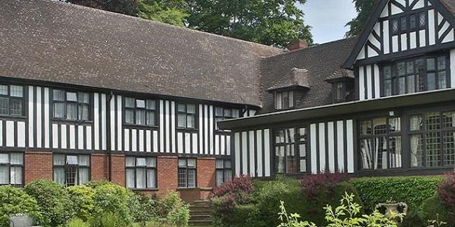 Hogarths Stone Manor, Worcestershire