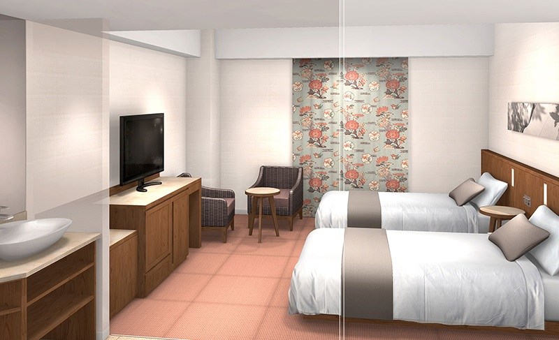 Two designers for fujita kanko 39 s okinawa hotel hotel designs for Design hotel okinawa