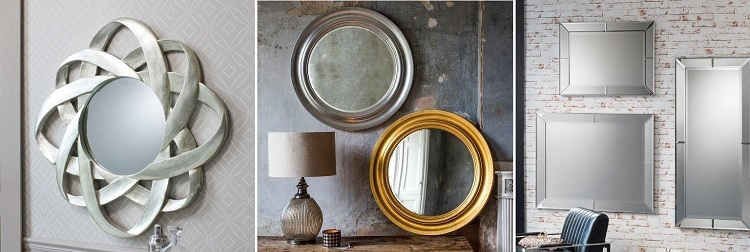 Mirror focus - Gallery Direct's range of mirrors