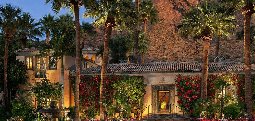 Royal Palms Resort, Arizona - now part of Hyatt's Unbound Collection