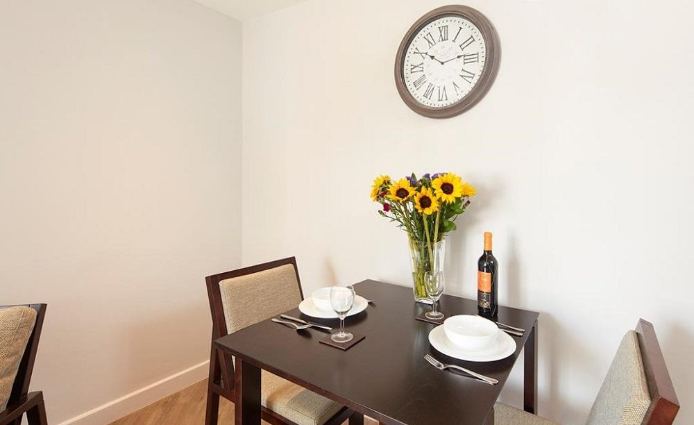 SACO Bath - Dining Room